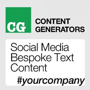 Market Avenue Content Packages Bespoke text